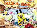 CD: Alea Bee – mit integriertem Hörbuch (Sprecher: Georg Schärmer)